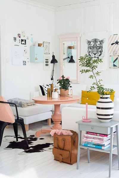 roze in huis 7