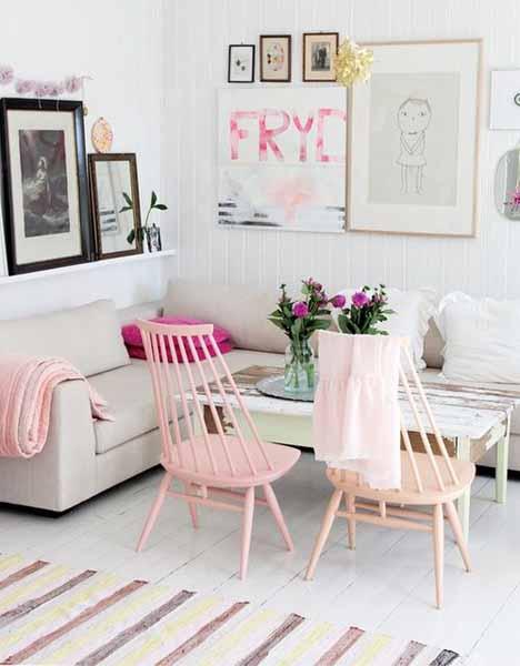 roze in huis 8