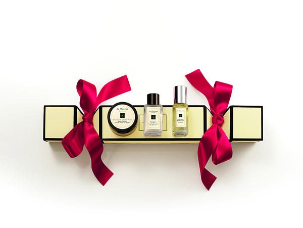 Christmas cracker Jo Malone London