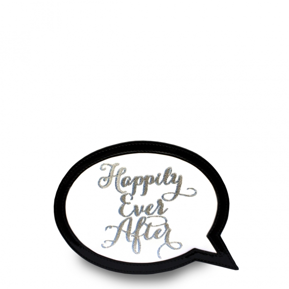 Sophia Webster Bridal Happily Ever After Speech Bubble Bag -1