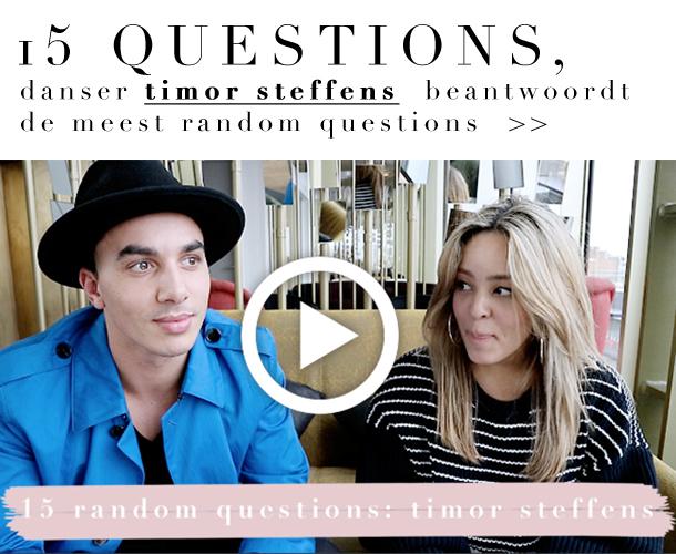 Pijler random questions video