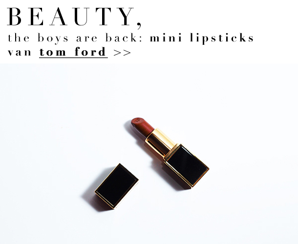 Beauty Tom Ford lipsticks