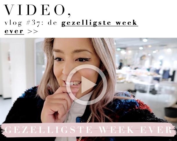 Vlog 37 gezelligste week ever